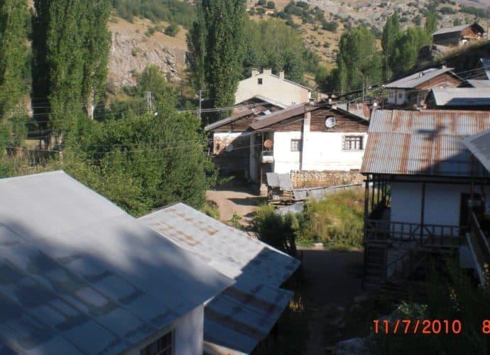 Koman Köyü Balıklı Mahallesi