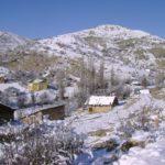 2010 Kasım Koman Köyümüz Kış Resimleri