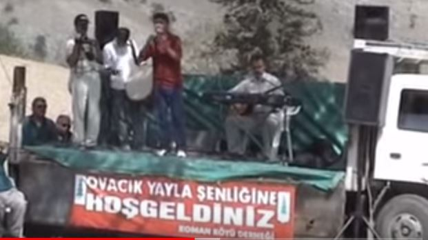 Alucra Koman Köyü Ovacık Yaylası Şenlikleri - Onur Bozatlı Konseri