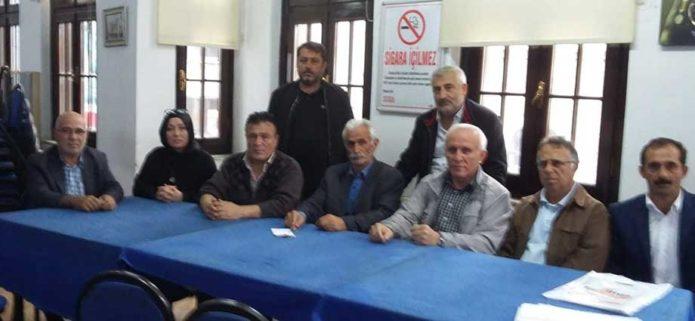 Alucralılar Sosyal Yardımlaşma ve Kültür derneğinin olağan kongresi yapıldı