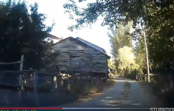 Balıklı ve Oruç Tarlası Mahalleri Araç Kamerasında